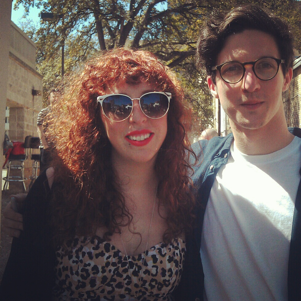 Cher and Dan Croll xx