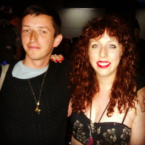 Cher Dunn mylifeinsound and TEED