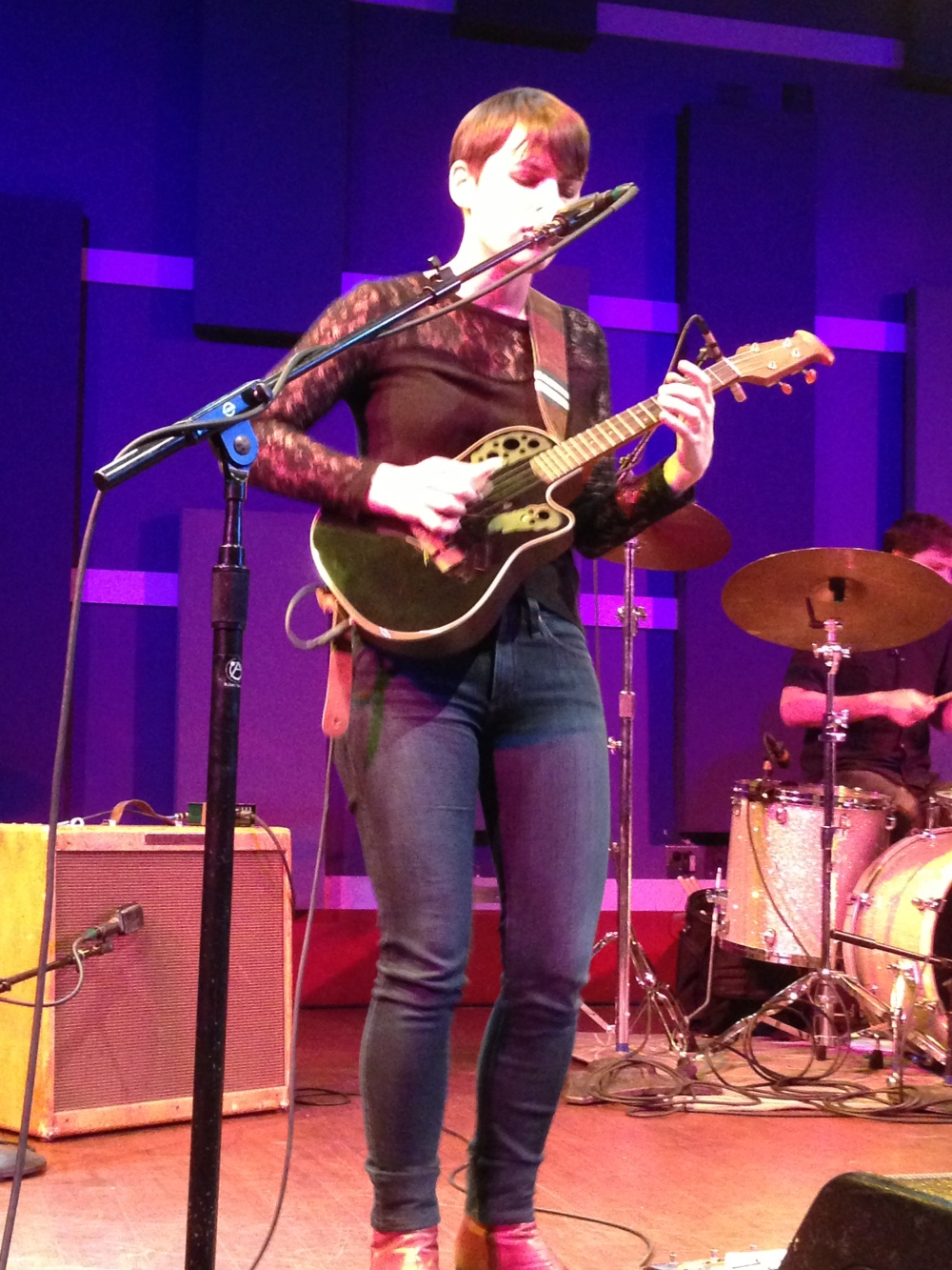 Kaki King by Rick J Belson