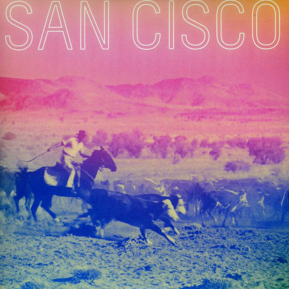 san cisco cover