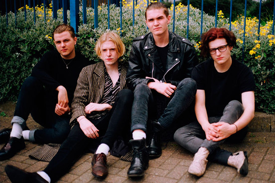 Sundara Karma NME Press Shot
