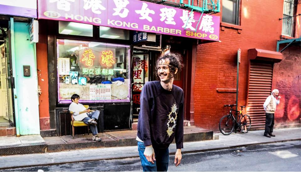 "Darwin Deez, just released a new single ""Time Machine"" to usher in his next album Double Down due out September 18th."