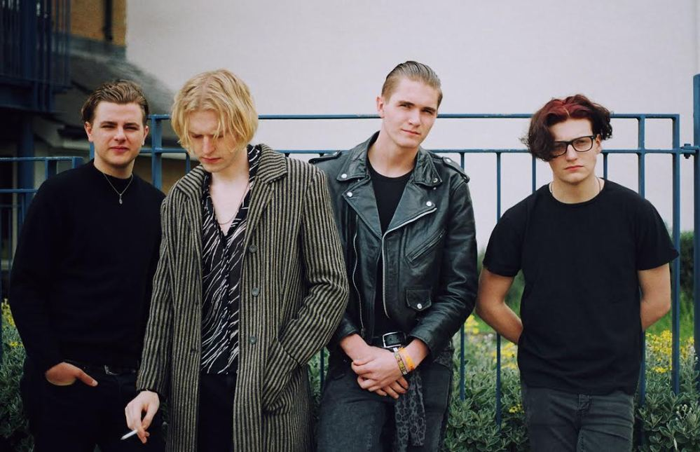 "Listen to the new single from UK's Sundara Karma ""Vivienne"" now!"