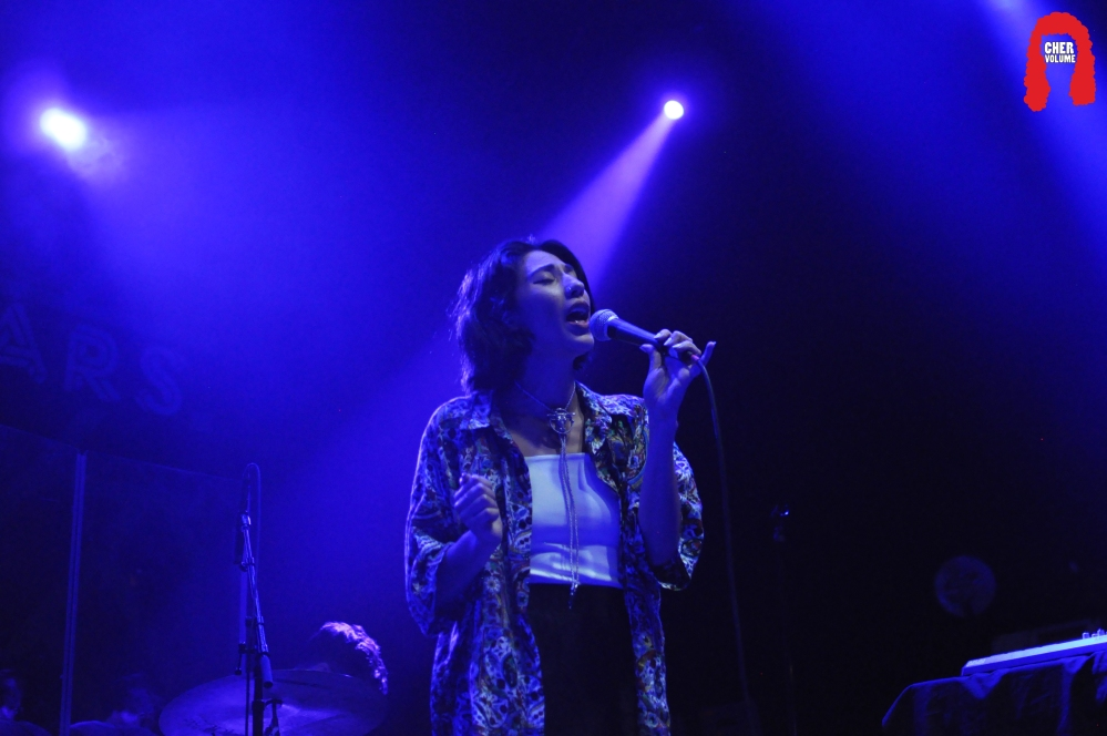 Tei Shi mesmerized the crowd before Years & Years took the stage at Union Transfer.