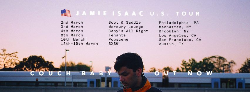 jamie-isaac-tour-cover-photo