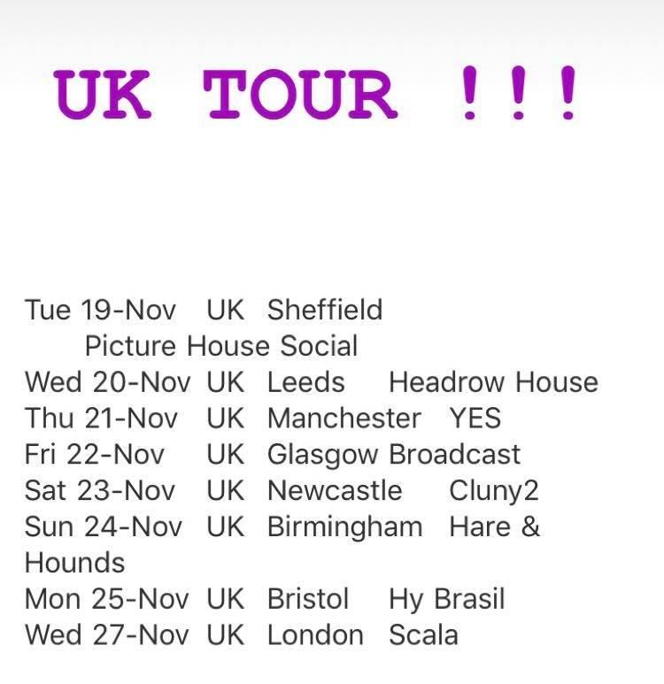 sir Was tour