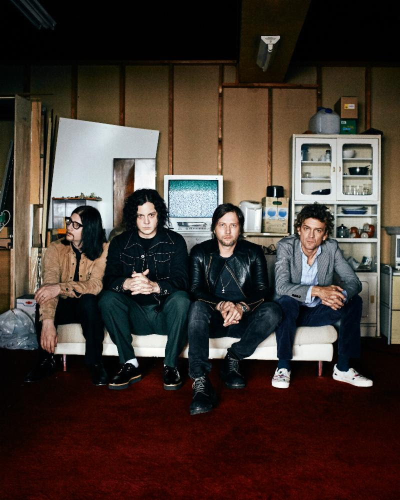 The Raconteurs by David James Swanson
